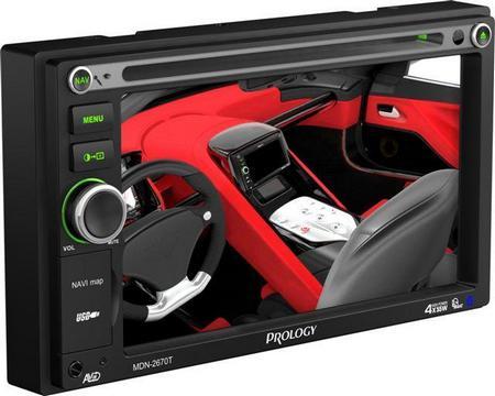 Автомобильный мультимедийный центр Prology MDN-2670T