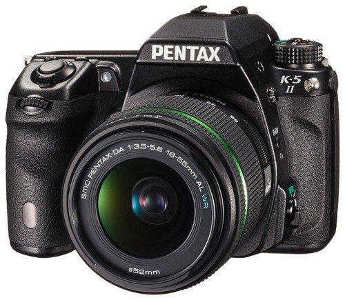 Pentax K-5 II против Pentax K-5