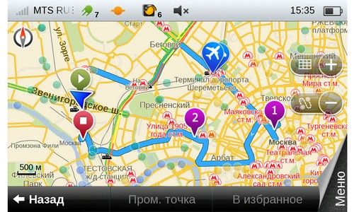 shturmann navigation