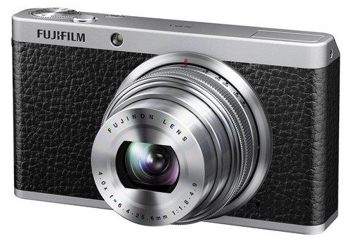 Обзор фотоаппарата Fujifilm XF1