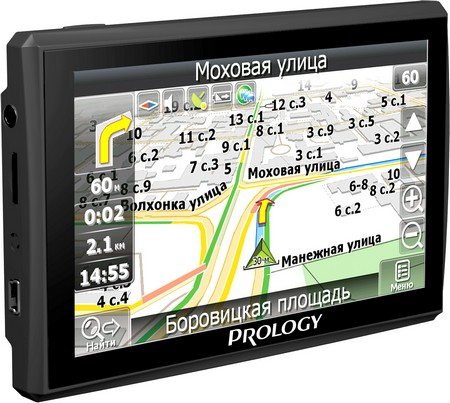 GPS/ГЛОНАСС навигатор Prology iMap-527MG
