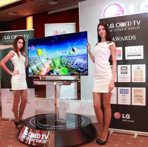 OLED телевизор 55EM9700