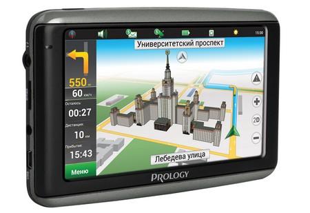 навигаторы Prology iMap-4100, iMap-5100, iMap-7100