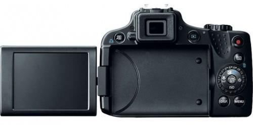 Canon PowerShot SX50 HS-op