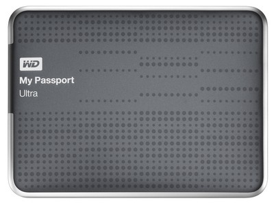 My Passport Ultra