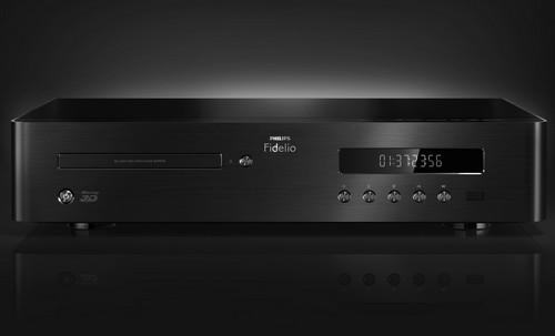 Blu-ray плеер Philips Fidelio BDP9700