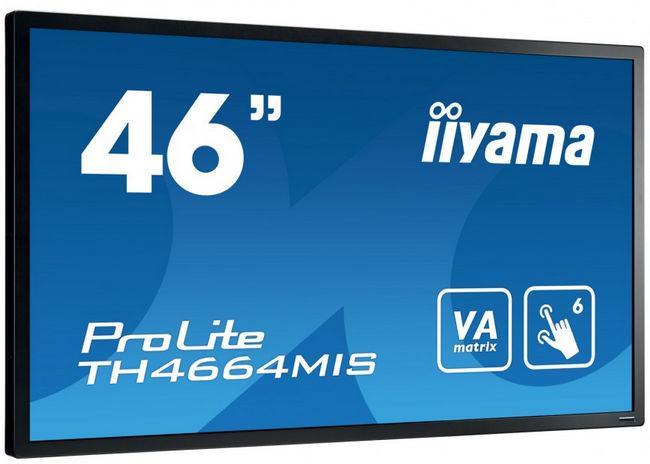 монитор iiyama TH4664MIS-1