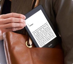 Kindle Paperwhite screen E-Ink 300ppi-2