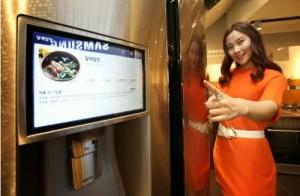 Tizen-fridge at CES 2014-2