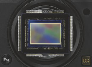 Матрица Nikon Coolpix A