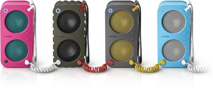 АС Philips SB5200G и SB5200K