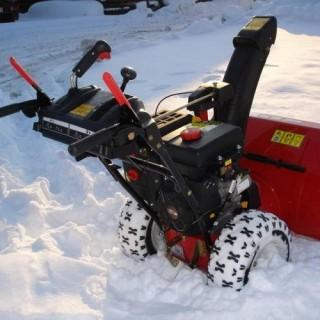 Снегоуборщик бензиновый MTD