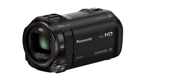 Full HD-видеокамеры Panasonic 2014