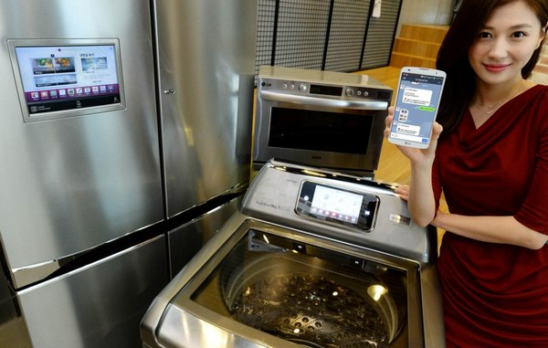 LG Smart Appliances with HomeChat_3