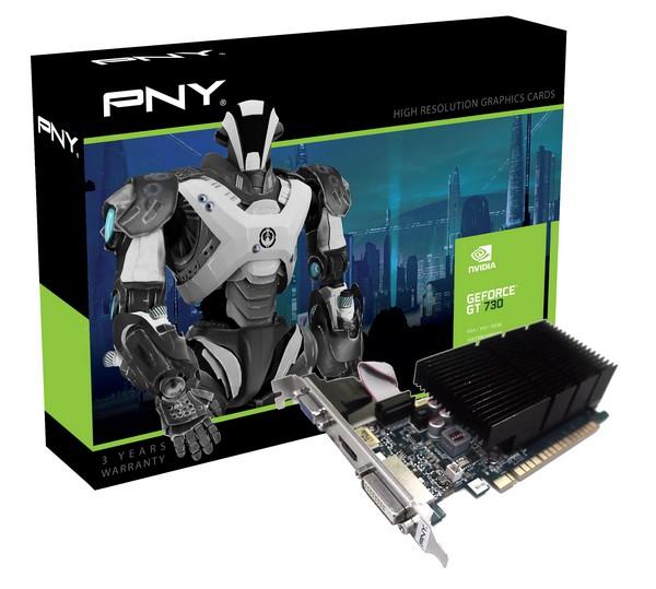 PNY GT730 Box