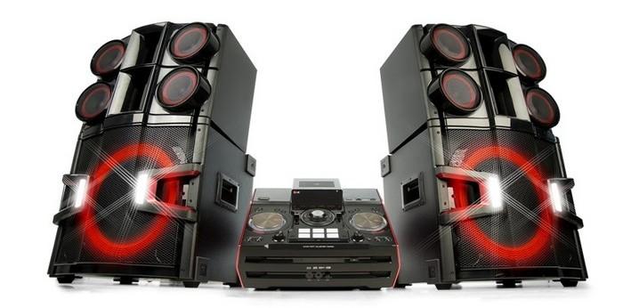 LG X-Boom PRO
