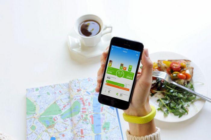 Новые функции приложения UP от Jawbone
