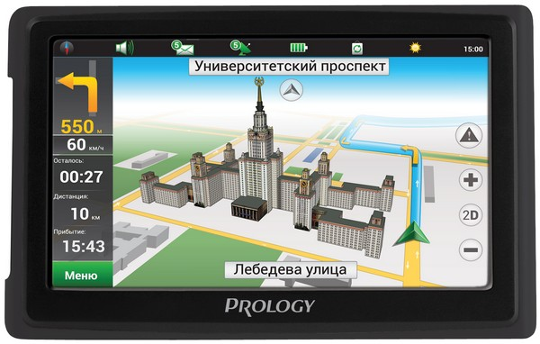 Prology iMap-7300 Black
