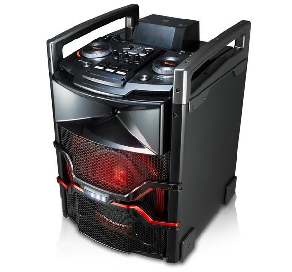 LG X-Boom Cube
