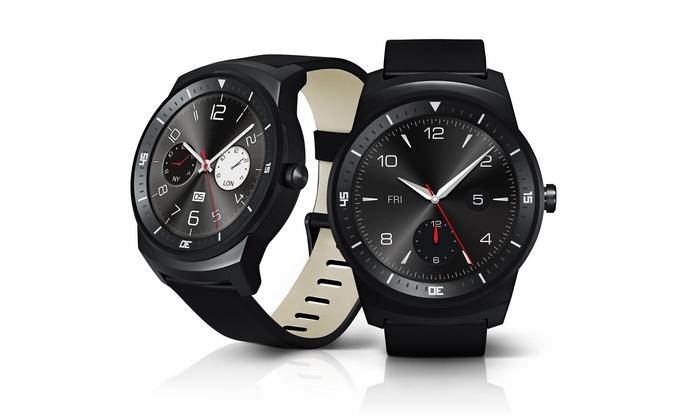 Смарт-часы LG G Watch R