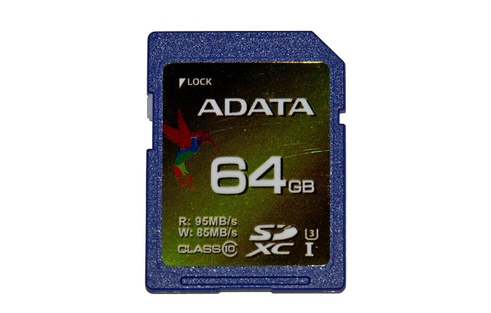 ADATA XPG SDXC Class 10 UHS-I U3 64GB
