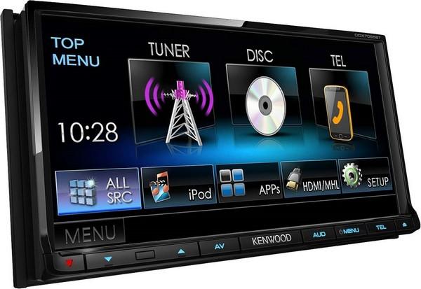 DVD-ресивер JVC KENWOOD DDX7055BT ddx7055bt