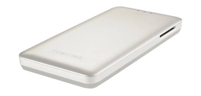 Toshiba Canvio AeroMobile с WiFi