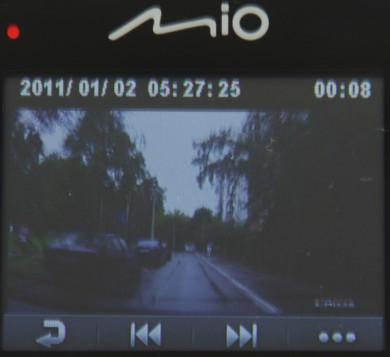 Обзор видеорегистратора Mio MiVue 528