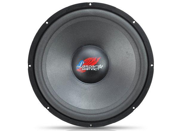 LANZAR DCT OA 18D – 18 дюймов, 300 Вт /600 Вт (RMS/пик)