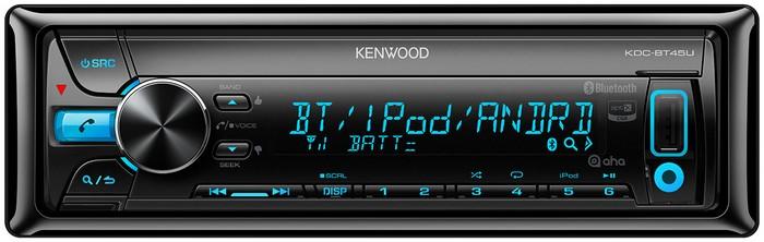 Kenwood KDC-BT45U