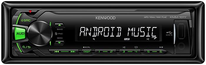 Kenwood KMM-101GY