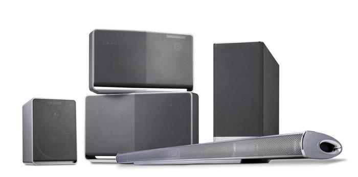аудиосистема LG SMART AUDIO