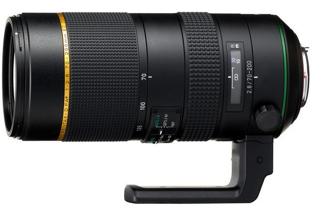 HD PENTAX-D FA* 70-200mm F2.8ED DC AW