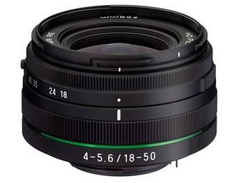 HD PENTAX-DA 18-50mm F4-5.6 DC WR RE