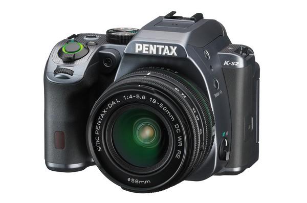 Pentax K-S2 Stone Gray