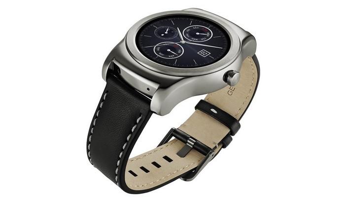 LG Watch Urbane Silver
