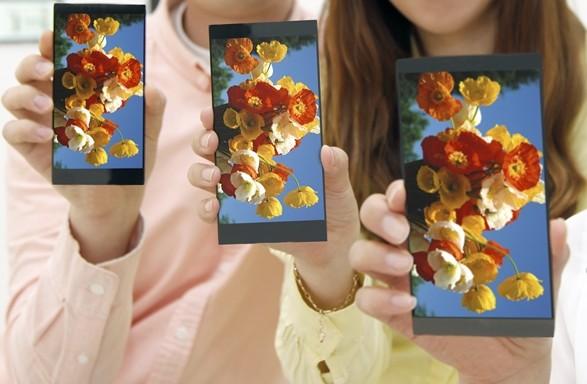 QHD LCD-панели LG