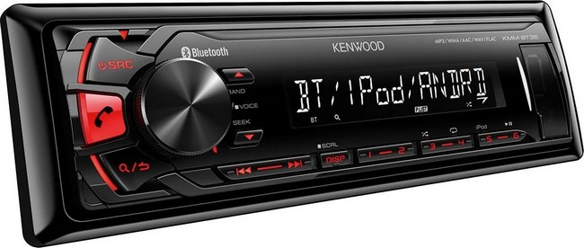 KENWOOD KMM-BT35 и KMM-303BT