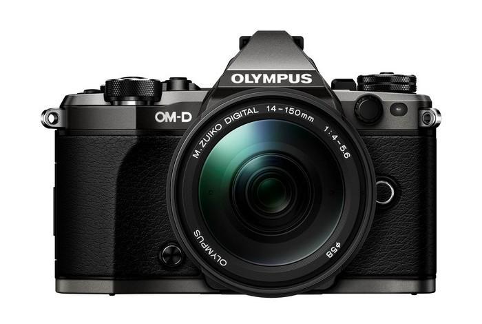 Olympus OM-D E-M5 Mark II титан