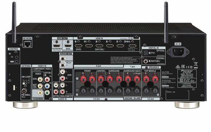 Pioneer VSX-1130