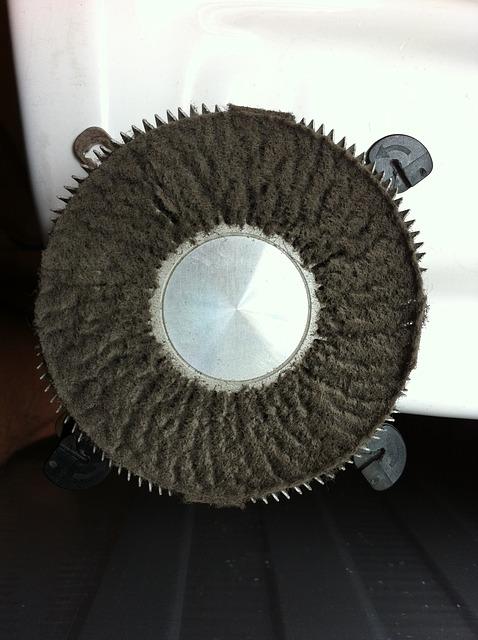 Вентилятор после нескольких лет работы
