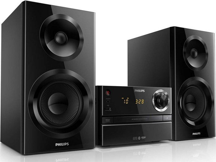 Аудиосистема Philips BTM2360