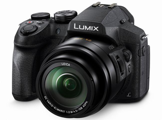 Суперзум Panasonic LUMIX DMC-FZ300