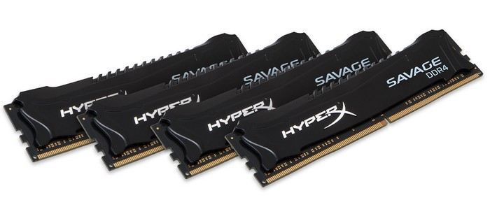 HyperX Savage DDR4