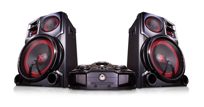 LG X-Boom CM9960