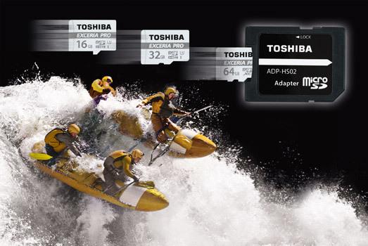 Toshiba EXCERIA PRO M401