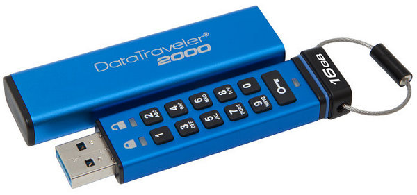 Kingston DataTraveler 2000
