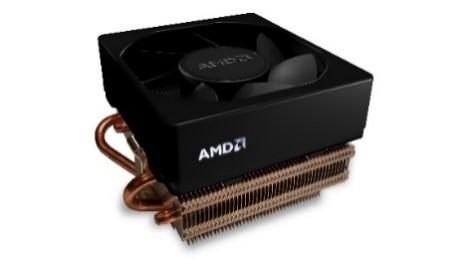 Кулер AMD Wraith