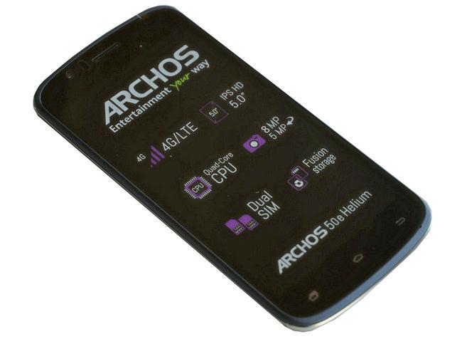ARCHOS 50e Helium 4G