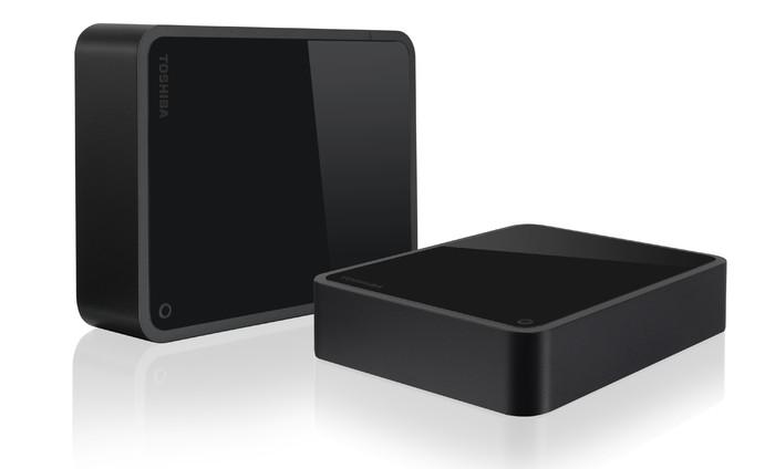 Toshiba Canvio for Desktop USB 3.0